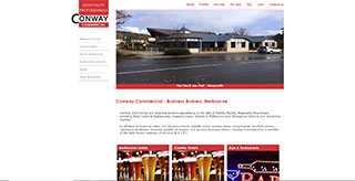 Conway Commercial Business Brokers