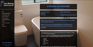 Striking Bathrooms